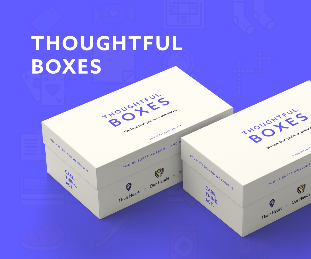 Thoughtful Boxes - Branding, Web Design